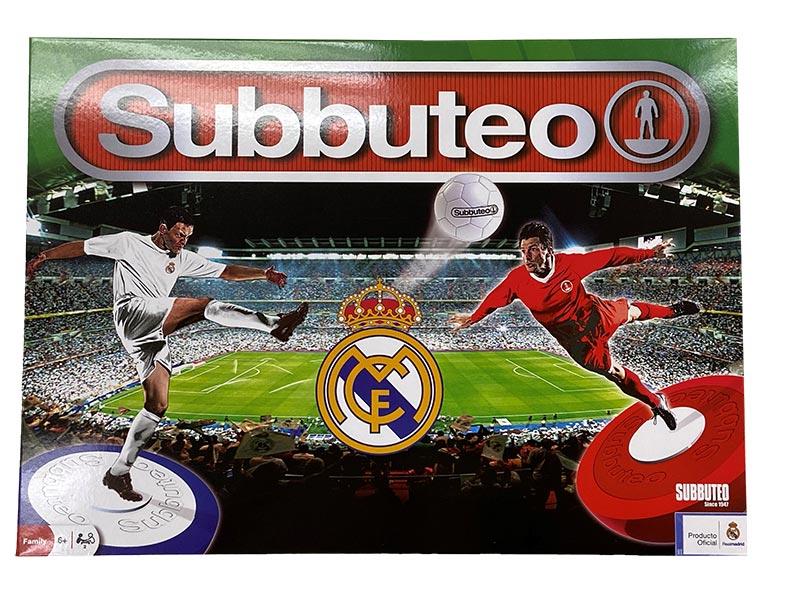 14276 Real Madrid Game Set