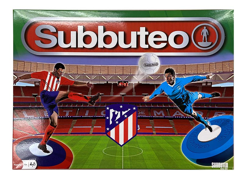 14290 Atletico Madrid Game Set