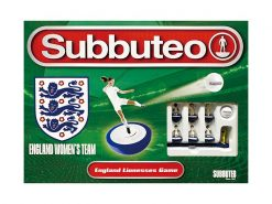 8421 England Lionesses Subbuteo Game Set