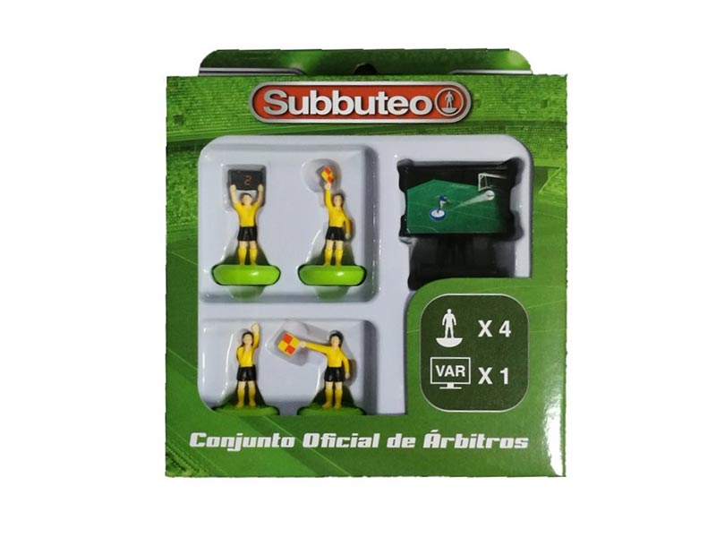 LS-028796 Referee Set Portugal Version